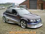 Amy's Rover 25 GTI VVC