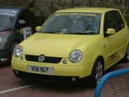 Blondi's Volkswagen Lupo