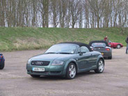 CliveD's Turboed Audi TT Roadster 225