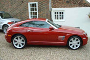 Crossfiredans feature - Chrysler Crossfire