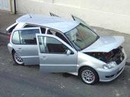 DMW's 2000 VW Polo GTI 6N2