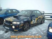 Johnwrx's Subaru Impreza WRX