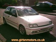 Girliegirls Ford Fiesta XR2i