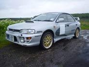 Kazwrx's Subaru Impretza
