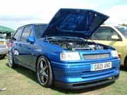 Kevo16v's 2 Litre Vauxhall Nova