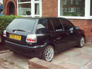 Kyles feature - VW Golf mk3 TDi