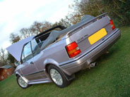 Lisa's Escort XR3i Cabby