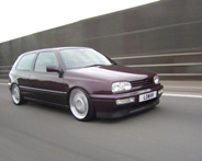 Six Appeals Golf Highline VR6