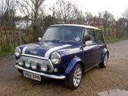 Minimads feature - Rover Mini Cooper Sport MPi