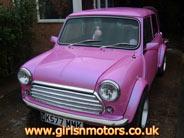 Minimadgirl's Italian Job Pink Mini