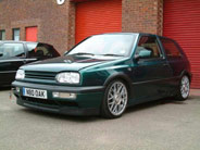 Minty's Charged Golf VR6