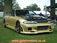 Mr Skyline's Skyline GTS-T M Spec Series II