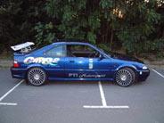 PTI CREW's Rover 220 Turbo