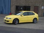 LCRScott's Seat Leon Cupra R