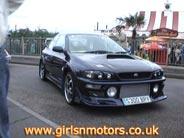 Shifty's Modified Subaru Impreza