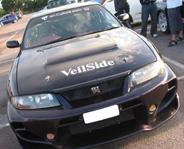 Veilside's Nissan Skyline GTR